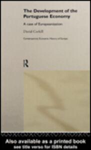 Ebook in inglese Development of the Portugese Economy Corkhill, David