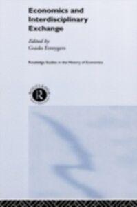 Ebook in inglese Economics and Interdisciplinary Exchange -, -