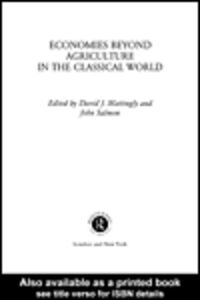 Ebook in inglese Economies Beyond Agriculture in the Classical World
