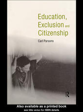 Education, Exclusion and Citizenship