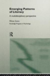 Ebook in inglese Emerging Patterns of Literacy Jones, Rhian