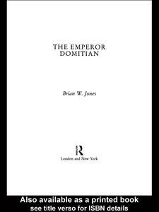 Ebook in inglese The Emperor Domitian Jones, Brian W.