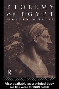 Ebook in inglese Ptolemy of Egypt Ellis, Walter M.