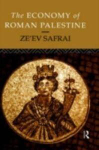 Ebook in inglese Economy of Roman Palestine Nfa, Ze'Ev Safrai , Safrai, Ze'ev
