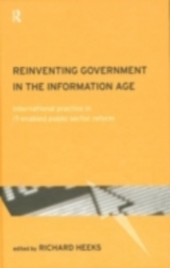 Ebook in inglese Reinventing Government in the Information Age -, -