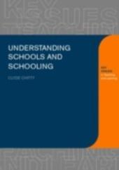 Understanding Schools and Schooling