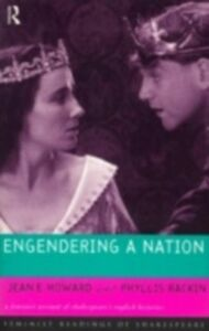 Ebook in inglese Engendering a Nation Howard, Jean E. , Rackin, Phyllis