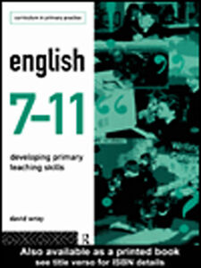 Ebook in inglese English 7-11 Wray, David