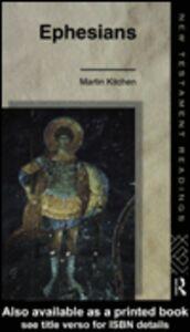 Ebook in inglese Ephesians Kitchen, Martin