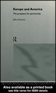 Ebook in inglese Europe and America Peterson, John