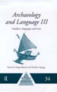 Foto Cover di Archaeology and Language I, Ebook inglese di  edito da Taylor and Francis