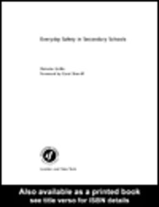 Ebook in inglese Everyday Safety For Secondary Schools Griffin, Malcolm