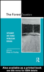 Ebook in inglese The Forest Frontier