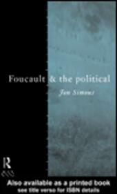 Foucault and the Political
