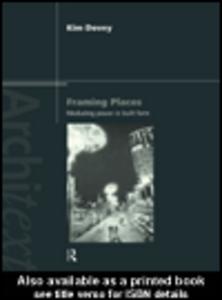 Ebook in inglese Framing Places Dovey, Kim