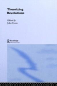 Ebook in inglese Theorizing Revolutions -, -