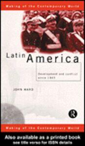 Foto Cover di Latin America, Ebook inglese di John Ward, edito da