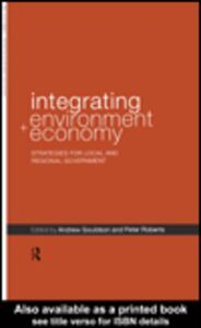 Ebook in inglese Integrating Environment and Economy