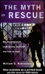 Ebook in inglese The Myth of Rescue Rubinstein, W.D.