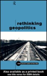 Ebook in inglese Rethinking Geopolitics