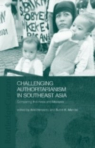 Ebook in inglese Challenging Authoritarianism in Southeast Asia -, -