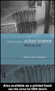 Ebook in inglese Practical Work in School Science