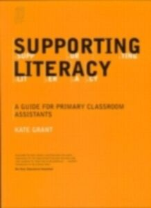 Ebook in inglese Supporting Literacy Grant, Kate