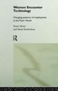 Ebook in inglese Women Encounter Technology -, -