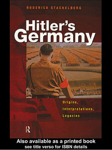 Ebook in inglese Hitler's Germany Stackelberg, Roderick