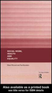 Social Work, Health and Equality
