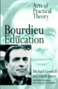 Foto Cover di Bourdieu and Education, Ebook inglese di AA.VV edito da Taylor and Francis