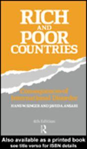 Ebook in inglese Rich and Poor Countries Ansari, Javed , Singer, Hans