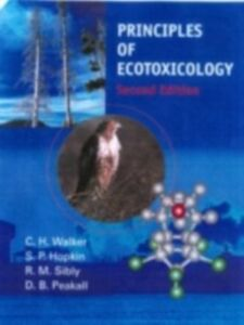 Ebook in inglese Principles of Ecotoxicology, Second Edition Peakall, D.B. , Sibly, R.M. , Walker, C.H.