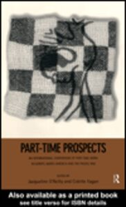 Ebook in inglese Part-Time Prospects