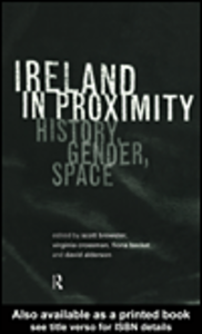 Ebook in inglese Ireland in Proximity