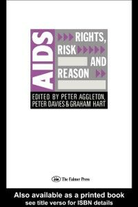 Ebook in inglese AIDS: Rights, Risk and Reason