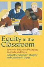 Equity in the Classroom