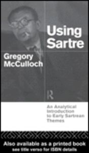 Ebook in inglese Using Sartre McCulloch, Gregory