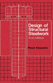 Design of Structural Steelwork