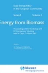 Foto Cover di Energy from the Biomass, Ebook inglese di Watt Committee on Energy Publications, edito da Taylor and Francis