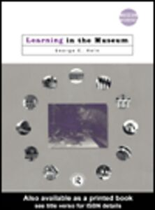 Ebook in inglese Learning in the Museum Hein, George E.
