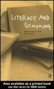 Ebook in inglese Literacy and Schooling