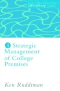 Ebook in inglese Strategic Management of College Premises Ruddiman, Ken