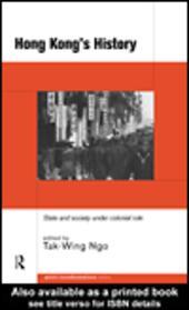 Hong Kong's History