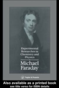 Ebook in inglese Experimental Researches In Chemistry And Physics Faraday, Michael