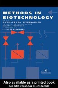 Foto Cover di Methods In Biotechnology, Ebook inglese di  edito da CRC Press