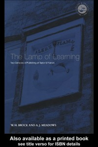 Ebook in inglese Lamp Of Learning Brock, W H , Meadows, A.J.