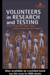 Ebook in inglese Volunteers in Research and Testing -, -