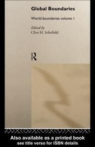 Ebook in inglese Global Boundaries -, -