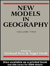 New Models in Geography